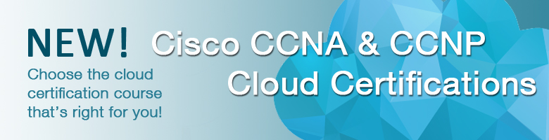 CCNA and CCNP Cloud